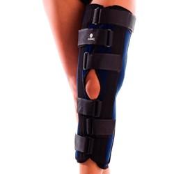 Ortesis Inmovilizador corto de rodilla tres paneles