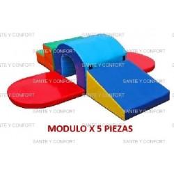 Modulo Infantil 5 piezas