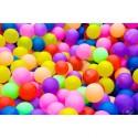 200 Pelotas Para Piscina Paquete Colores Excelente Calidad