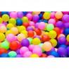 500 Pelotas Para Piscina Paquete Colores Excelente Calidad