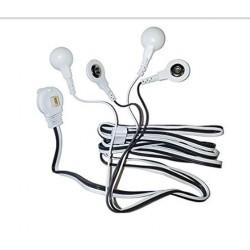 Cables Para Electroestimuladores Em40/80