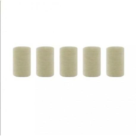 Filtros para nebulizador devilbiss 5650d X25 UND