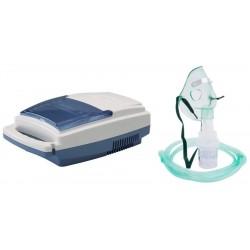 Nebulizador Alto Rendimiento Compartimiento+kit Nebulización