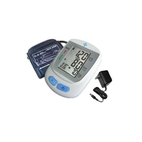 Tensíometro Digital De Brazo + Adaptador Corriente Y Pilas