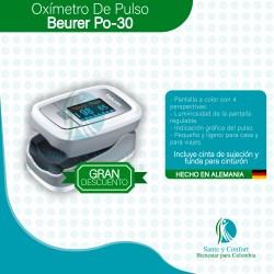 Pulsioxímetro de Beurer