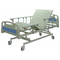 Cama Hospitalaria Manual 3 Funciones