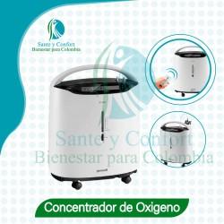 Concentrador de Oxigeno y Nebulizador