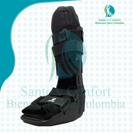 Walker rígido corto de tobillo o Bota rígida corta