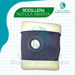 Rodillera Ortopédica Abierta