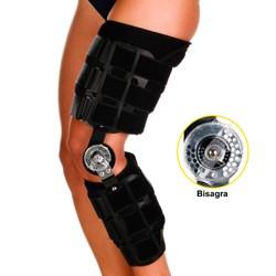 Ortesis Brace corto de rodilla - post operatorio 50 cm
