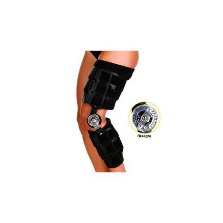 Ortesis Brace corto de rodilla - post operatorio