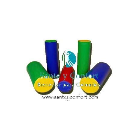 Rodillo de colores En Espuma 20x50 cm