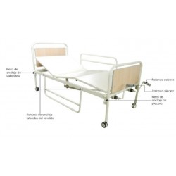 CAMA HOSPITALARIA MANUAL