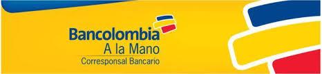 corresponsal bancolombia